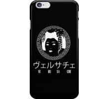 Japanese Versace Black iPhone Case/Skin