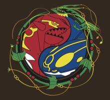 Pokémon Yin-Yang by FcoVillalba - Art