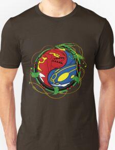 Pokémon Yin-Yang Unisex T-Shirt