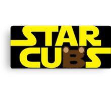 Star Cubs Canvas Print