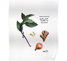 The Aromatics Poster