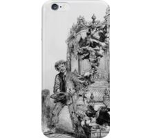 The Haunted Bed. iPhone Case/Skin