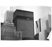 Downtown Toronto Poster