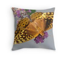 Ready When You Are!!  Up, Up, and Away!! Throw Pillow
