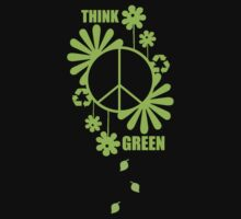 Think Green Peace Kids Clothes