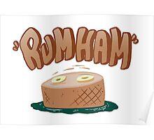 Rumham, It's always sunny in philadelphia fan art Poster