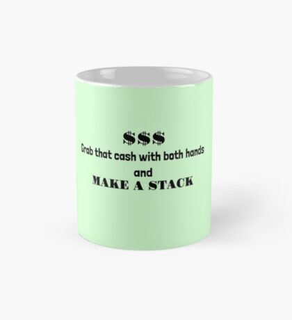 Money Lyrics Highlight Mug