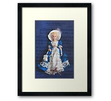 A Sweet Old Fashioned Girl # 2 Framed Print