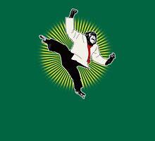 Karate Chimp Unisex T-Shirt