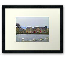 Ramelton.............................................Ireland Framed Print