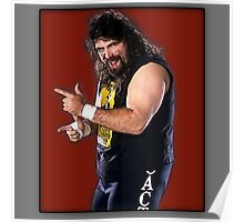 Attitude Era - The Hardcore Legend: Cactus Jack Poster