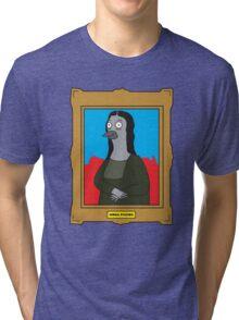 Mona Pigeon Tri-blend T-Shirt