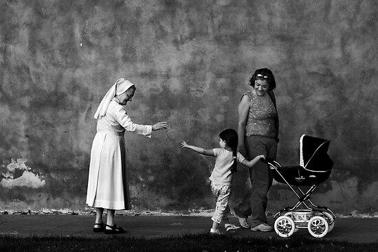 Arrivederci ! by Zoltan Madacsi