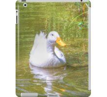Mr Ducky iPad Case/Skin