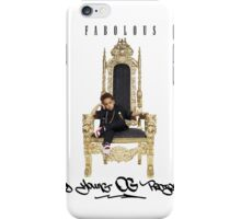 Fabolous - The Young OG Project iPhone Case/Skin