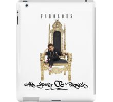 Fabolous - The Young OG Project iPad Case/Skin