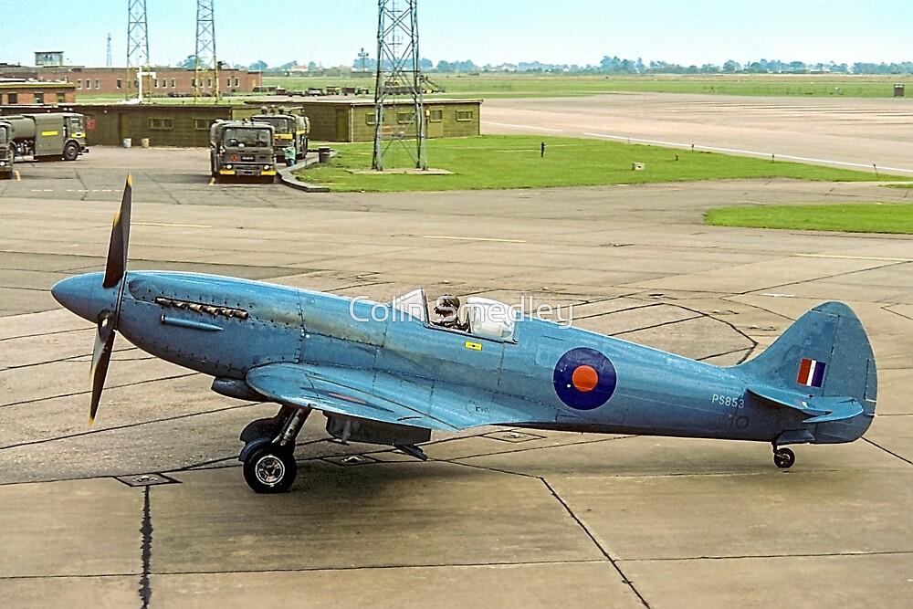 Supermarine Spitfire PR.XIX PS853 by Colin Smedley
