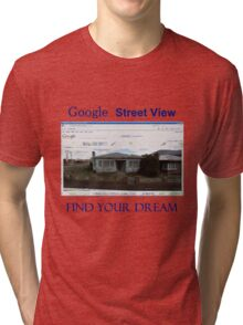 Find Your Dream Tri-blend T-Shirt