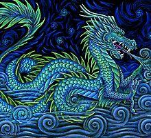 Puff the Magic Dragon by Rebecca Wang