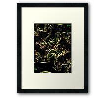 Quadramorph  Framed Print