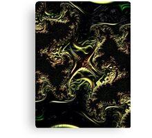 Quadramorph  Canvas Print