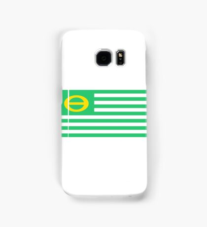 us ecology flag Samsung Galaxy Case/Skin
