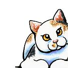 Calico Cutie by offleashart