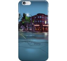 Commercial Drive iPhone Case/Skin