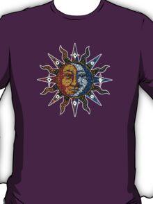 Celestial Mosaic Sun/Moon T-Shirt