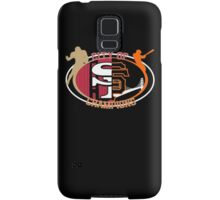 San Francisco City of Champions Samsung Galaxy Case/Skin