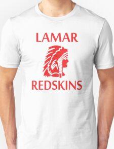 Lamar Redskins T-Shirt