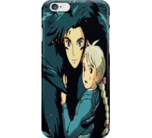 Howls Movie Castle (Howl & Sophie) iPhone Case/Skin