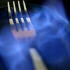 Fork Flambe by Jirrupin