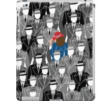 Agent Carter-A pop of Color iPad Case/Skin