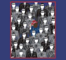 Agent Carter-A pop of Color T-Shirt