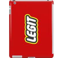 LEGIT iPad Case/Skin