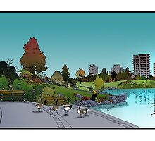 Lost Lagoon by Wild23