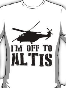 Arma 3 - I'm off to Altis #2 T-Shirt