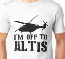 Arma 3 - I'm off to Altis #2 Unisex T-Shirt