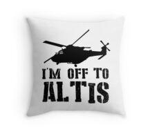 Arma 3 - I'm off to Altis #2 Throw Pillow
