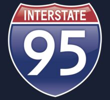 Interstate 95 by Con Kennedy