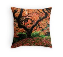 Eden II Throw Pillow