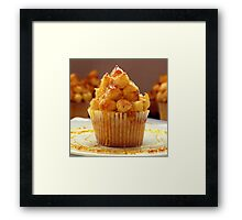 ToffeeTumble Cupcakes Framed Print