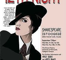 The Twelfth Night by Shannon McLean