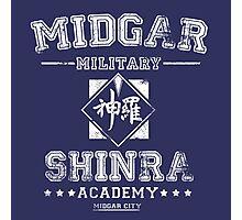 Midgar Academy Photographic Print