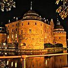 Örebro castle new look by Fadi  Barake