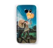 Dragons Heart Samsung Galaxy Case/Skin