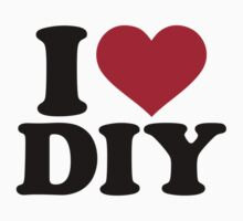 I love DIY One Piece - Short Sleeve