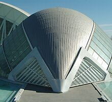 iMax, Arts & Sciences Park, Valencia by Fred Shively