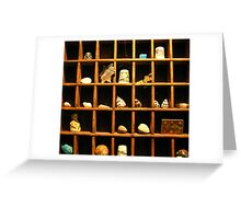 collection Greeting Card